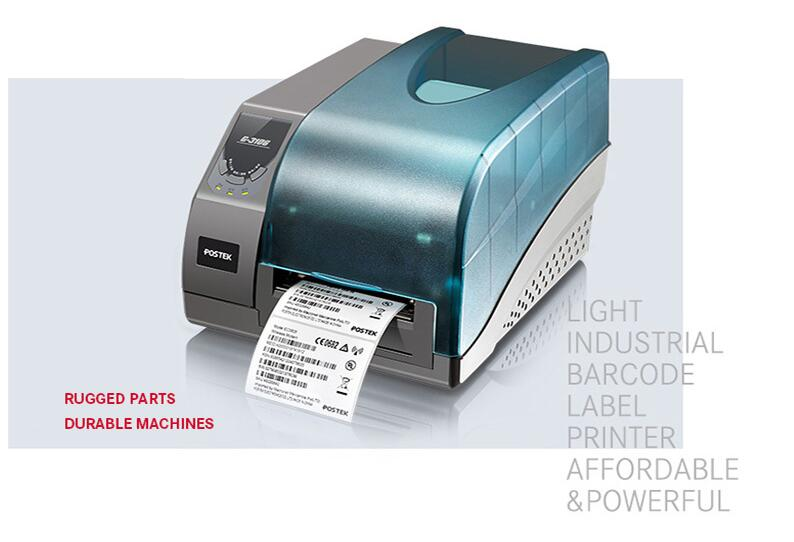 POSTEK Printer Barcode Printer