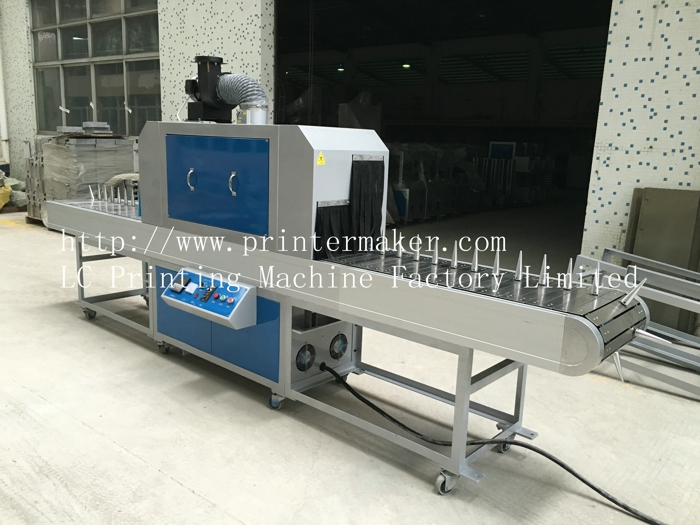 UV Curing Machine With Longer Conveyor