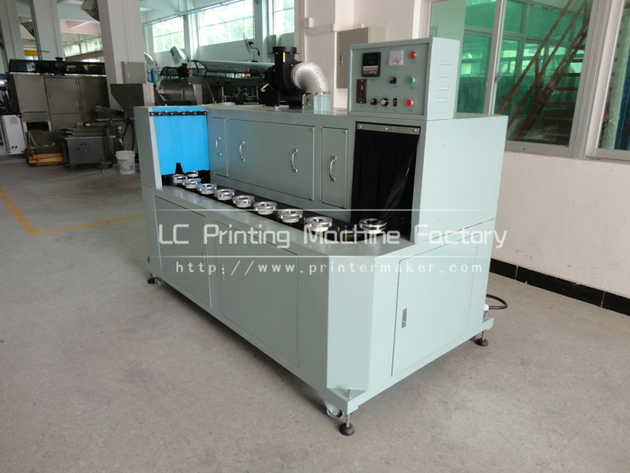 UV Dryer for Glass Bottles