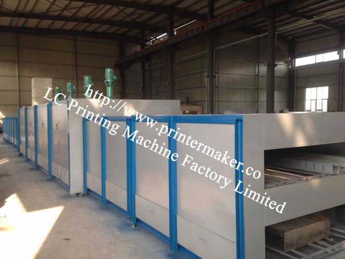 Electric Heating Annealing Furnace for Glass Containers