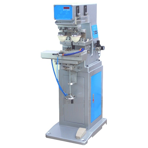 Economical 2 Color Tampo Printing Machine
