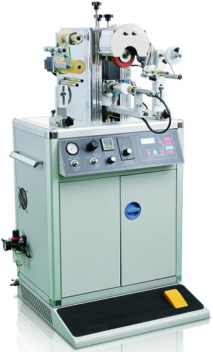 Rolling Hot Stamping Machine for Oval/Round/Cone/Square Shape Caps(PLC Control)
