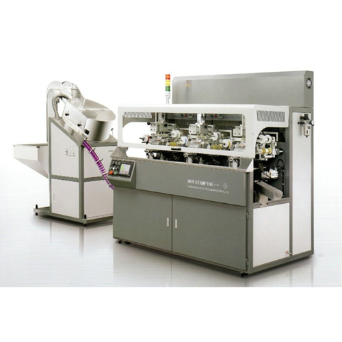 Fully Automatic Chain-type Multicolor Hot Stamping Machine