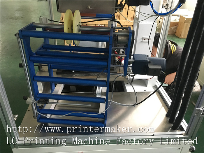 Heat transfer machine for Painting Bucket