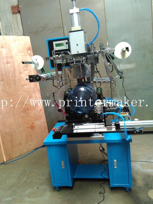 5 Gallon Water Bottle Heat Transfer Machine