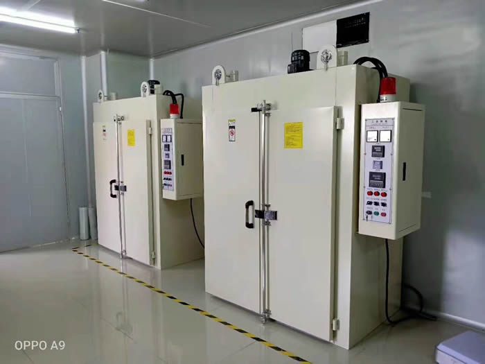 Industrial High Temperature Ovens