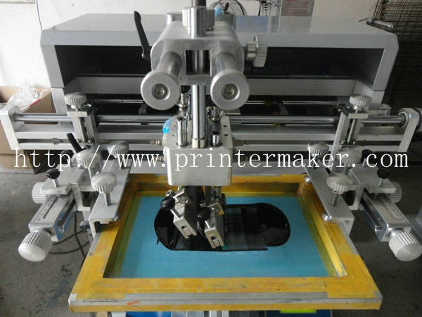 Glass Bottle Screen Printing Machine