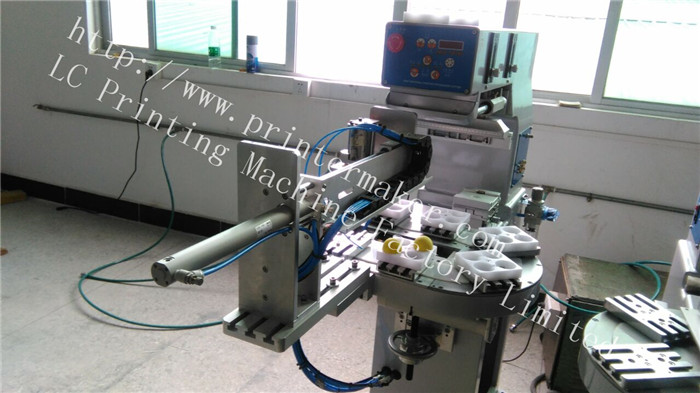 Golf Ball Logo Pad Printing Machine