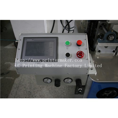 1 Color 2 Stations Automatic Pen Screen Printing Machine (With PLC Control)