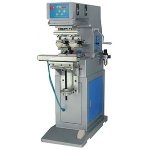 2 Color Ink Cup Pad Printing Machine