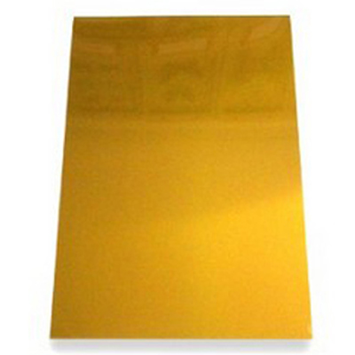A3 Water Soluble Photopolymer Plate