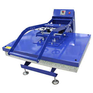 Auto Open Manual Large Format Heat Press Machine