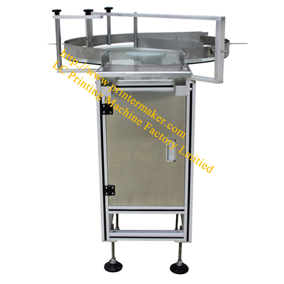 Automatic Bottles Feeding System of Labeling Machine