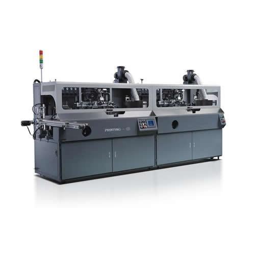 Automatic Cylindrical Screen Printing Machine