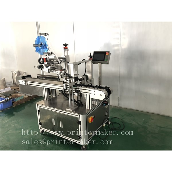 Automatic Labeling machine for toothbrush plastic packing box
