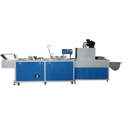 Automatic Pen Screen Printing Machines With UV Curing System
