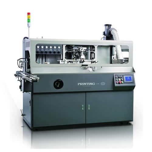 Automatic Screen Printing Machine