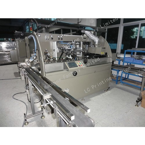 Automatic UV Screen Printing Machine-Mechanically Driven