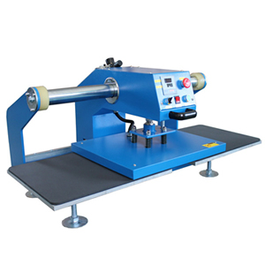 B2 Pneumatic Heat Press Machine with Sliding Workingtable