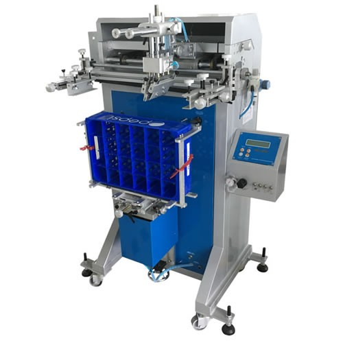 Beverage Crate Silk Screen Printer