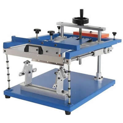 Bottle Manual Screen Printing Machine