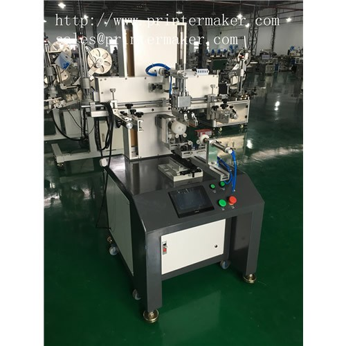 CNC Multicolor Overprint Screen Printing Machine