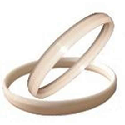 Ceramic Ring for Sealed Pad Printer