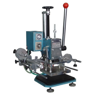 Cheap Manual Flat Hot Stamping Machine