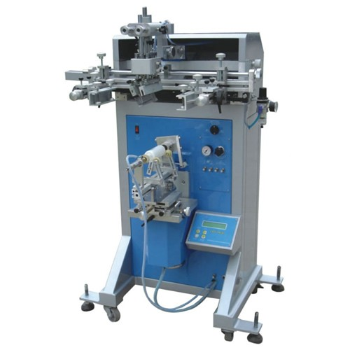 Cylindrical Screen Printer