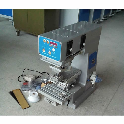 Desktop Ink Cup Pad Printing Machine