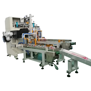 Disposable Cups Automatic UV Screen Printer