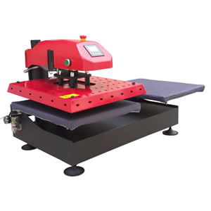 Double Station Pneumatic Automatic Heat Press Machine