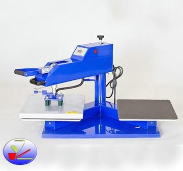 Double Working Station Heat Press Machine