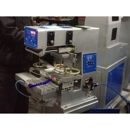 Economic 2 Color Ink Cup Tampo Printing Machine
