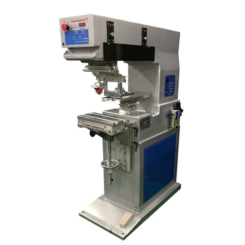 Economy 1 Color Ink Cup Pad Printing Machine