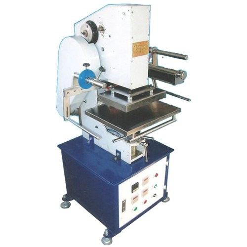 Electric and Mechanical Hot Stamping Machine