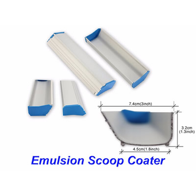 Emulsion Scoop Coater