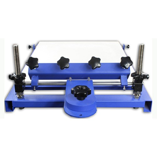 Flat Screen Press For Large Printing Size