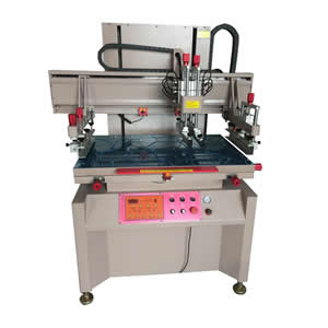 Flatbed Vacuum PVC Card Printing Machine