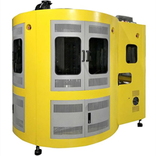 Full Servo Motor Glass Bottle Automatic Screen Printing Machine