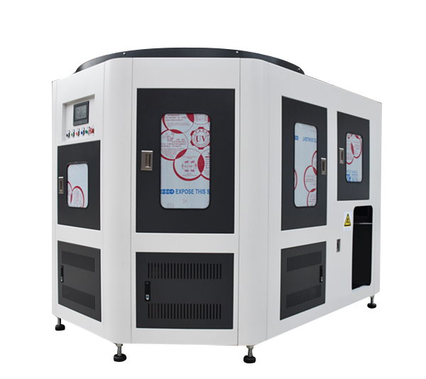 Glass Bottles Automatic CNC Printing Machine