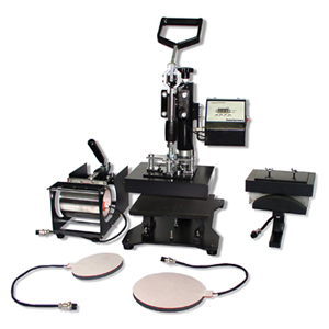 HP5IN1(15X20CM) Combo Heat Press Machine