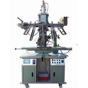 Heat Transfer Machine for Cylindrical Products