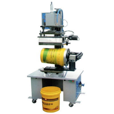 Heat Transfer Machine for Large Bucket