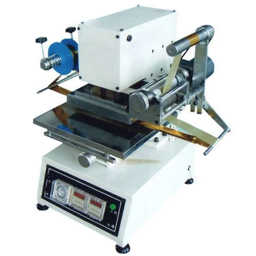High Quality Tabletop Hot Stamping Machine