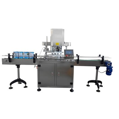 High Speed Full-automatic Can Sealing Machine