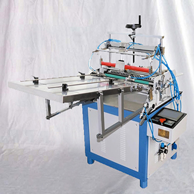 Hot Melt Adhesive Labeling Machine with Auto Arranging Feeding System