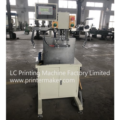 Hot Stamping Machine For Beverage Crate