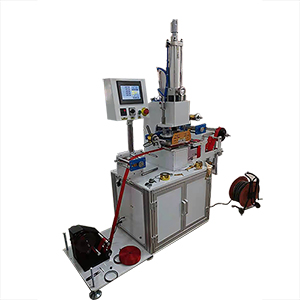Hot Stamping Machine for Cloth Strip