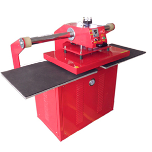 Hydraulic Auto Double Working Tables Heat Press Machine